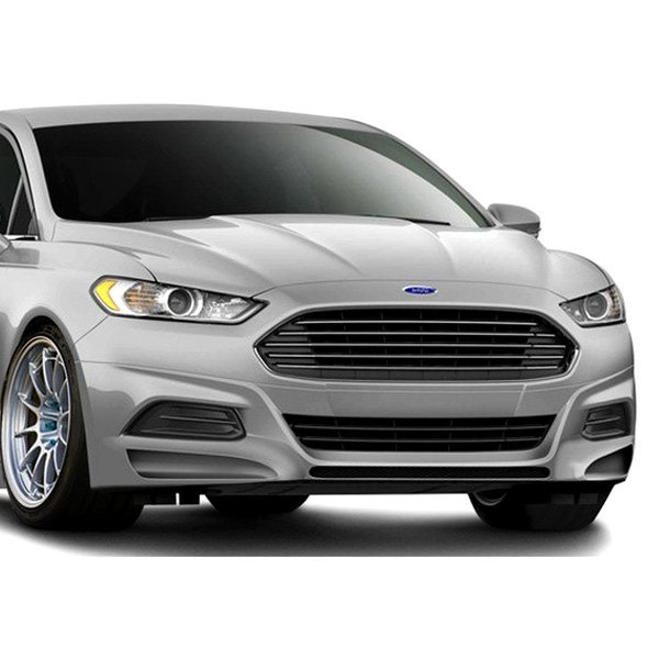 2013 Ford Fusion Front Bumper >> Duraflex Ford Fusion 2013 Racer Style Fiberglass Front And Rear