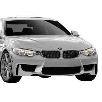 2016 BMW 4 Series Custom Bumpers Valances