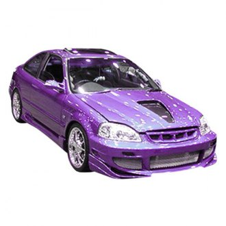1998 Honda Civic Body Kits & Ground Effects – CARiD com