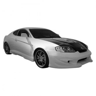 2004 hyundai tiburon body kits ground effects carid com 2004 hyundai tiburon body kits ground