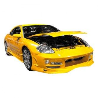 2000 Mitsubishi Eclipse Body Kits Ground Effects Carid Com