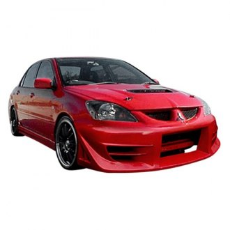 Duraflex® - Walker Style Fiberglass Body Kit (Unpainted)