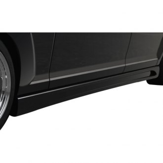 Duraflex® - Eros Version 3 Style Fiberglass Side Skirt Rocker Panels (Unpainted)