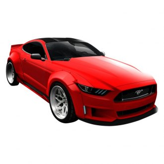 Duraflex® - Grid Style Fiberglass Wide Body Kit (Unpainted)