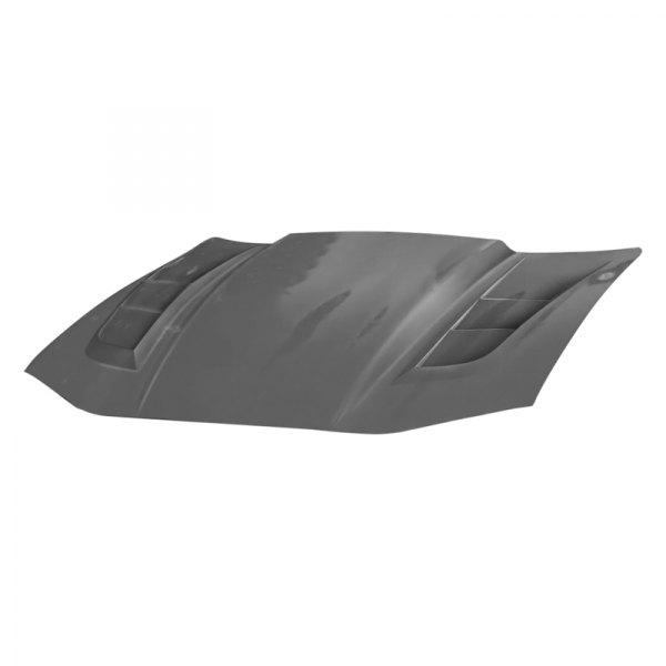 For Chevy Camaro 1998-2002 Duraflex Cowl Style Fiberglass Hood Unpainted