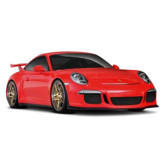 2015 Porsche 911 Series Body Kits Ground Effects Caridcom