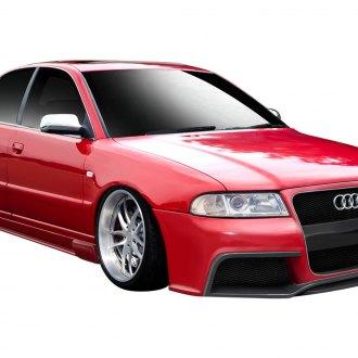 2001 Audi A4 Body Kits Ground Effects Caridcom