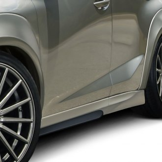 Duraflex® - Side Skirts
