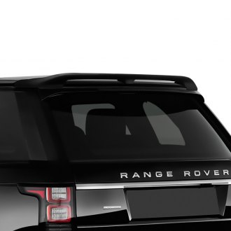 Duraflex® - Skywalk Style Rear Roof Spoiler (Unpainted)