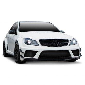 Mercedes C Class Custom Full Body Kits - CARiD com
