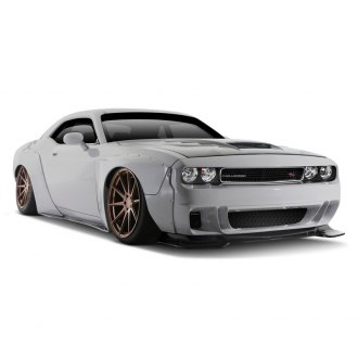 2010 Dodge Challenger Body Kits Ground Effects Caridcom