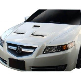 Acura TL Body Kits Ground Effects CARiDcom - Acura tl lip kit