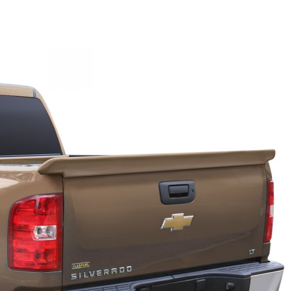 Toyota Tundra Rear Spoiler Bolt On un painted