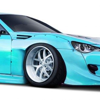 Subaru Fender Flares | OE, Rivet, Wide & Bolt-On Styles – CARiD com