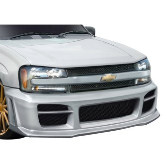 Duraflex® - R34 Style Fiberglass Front and Rear Bumpers (Unpainted)