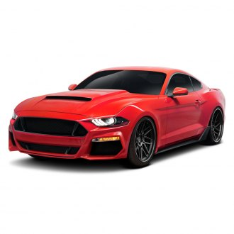 Ford Mustang Body Kits Ground Effects Carid Com