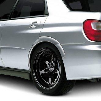 Subaru Wrx Fender Flares Carid Com