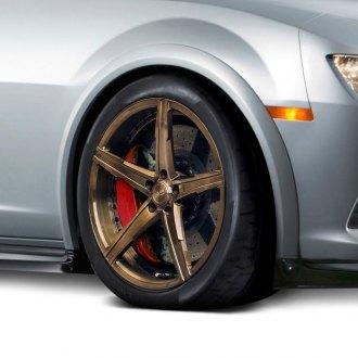 Chevy Camaro Fender Flares - CARiD com