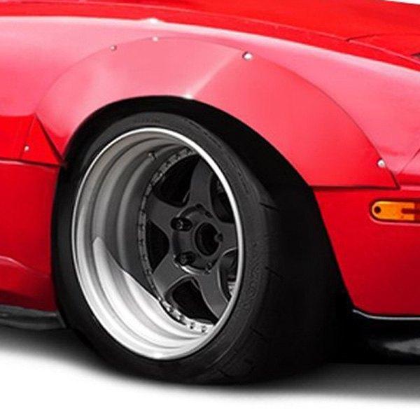 Na Miata Garage Vary Tail Lights: Mazda Miata 1990 Circuit Style Fiberglass