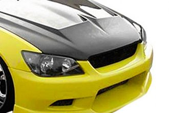 Image may not reflect your exact vehicle! Duraflex® - C-1 Style Fiberglass Front Bumper Cover (Unpainted)