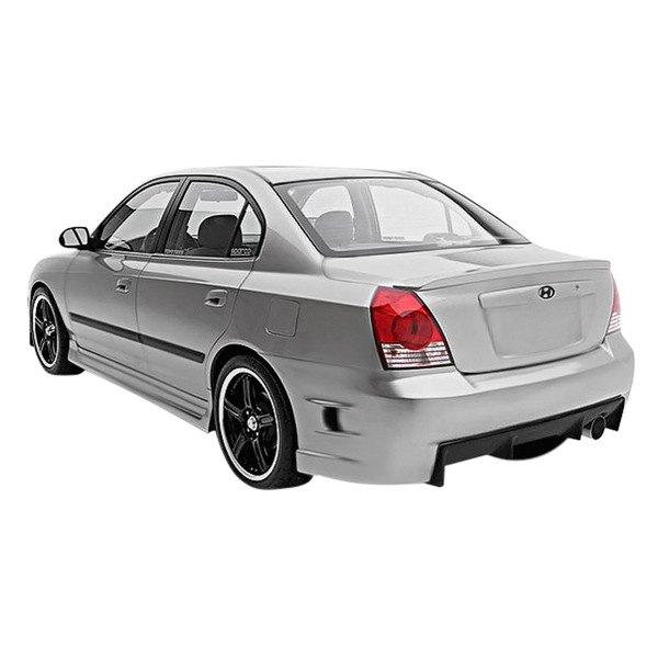 2005 Hyundai Elantra Exterior Accessories Parts Carid
