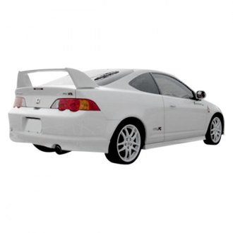 Duraflex® - Type R Style Fiberglass Side Skirts Rocker Panels (Unpainted)
