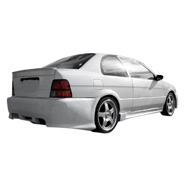 Image may not reflect your exact vehicle! Duraflex® - R33 Style Fiberglass Side Skirts Rocker Panels (Unpainted)