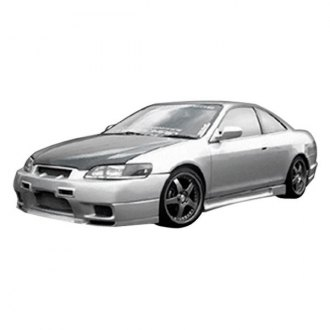 Duraflex® - R33 Style Fiberglass Side Skirts Rocker Panels (Unpainted)