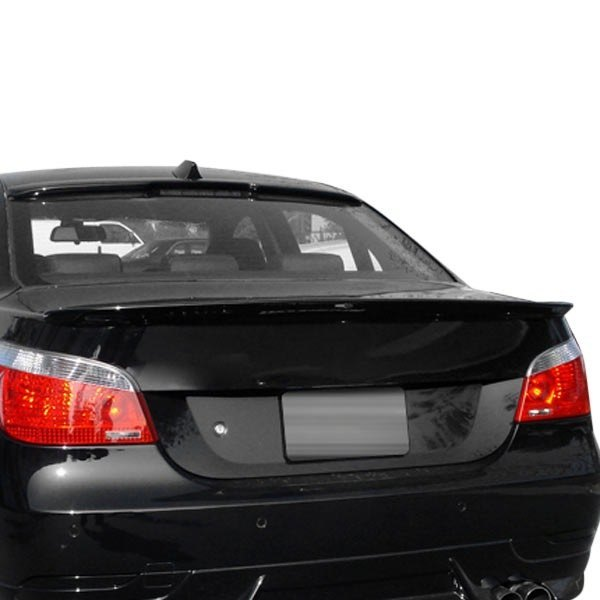 Image may not reflect your exact vehicle! Duraflex® - AC-S Style Fiberglass Rear Lip Spoiler (Unpainted)