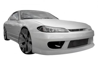 Image may not reflect your exact vehicle! Duraflex® - V-Speed Conversion Style Fiberglass Conversion Body Kit (Unpainted)