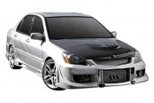 Image may not reflect your exact vehicle! Duraflex® - G-Speed Style Fiberglass Body Kit (Unpainted)