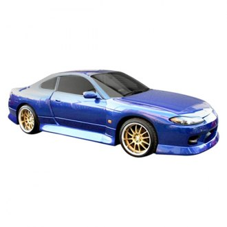 Duraflex® - B-Sport Conversion Style Fiberglass Conversion Body Kit (Unpainted)