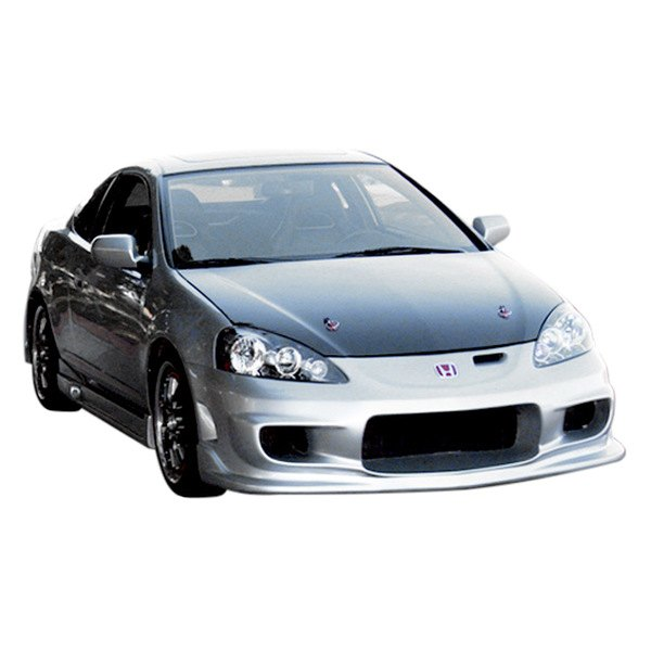 duraflex acura rsx 2005 2006 i spec 2 style fiberglass. Black Bedroom Furniture Sets. Home Design Ideas