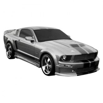2005 ford mustang body kits ground effects. Black Bedroom Furniture Sets. Home Design Ideas
