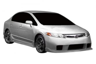 Image may not reflect your exact vehicle! Duraflex® - I-Spec Style Fiberglass Body Kit (Unpainted)