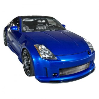 Duraflex® - S Design Style Fiberglass Body Kit (Unpainted)