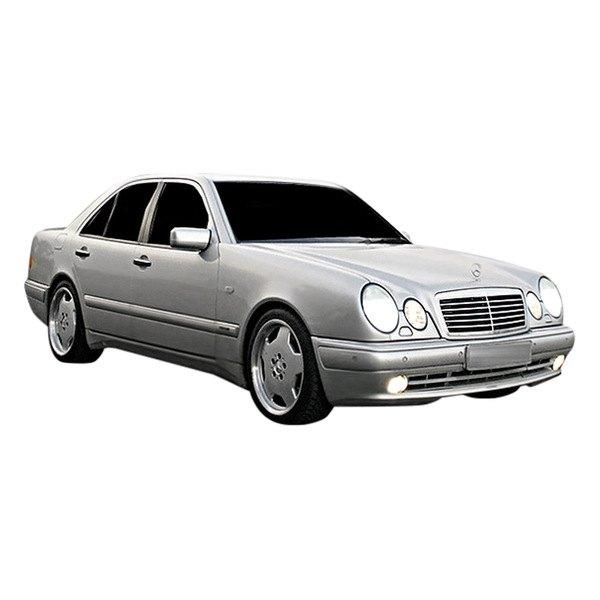 Duraflex mercedes e320 e430 w210 body code sedan for 1999 mercedes benz e320 front bumper