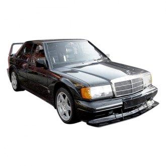 1991 mercedes e class custom bumpers valances for Mercedes benz 190e front bumper