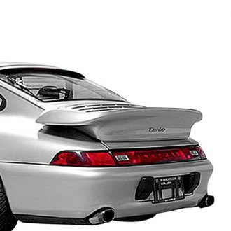 1998 porsche 911 series custom style rear spoilers. Black Bedroom Furniture Sets. Home Design Ideas