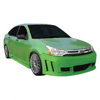 2011 Ford Focus Body Kits & Ground Effects – CARiD.com