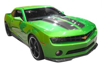 Image may not reflect your exact vehicle! Duraflex® - GM-X Style Fiberglass Front Lip Under Spoiler Air Dam (Unpainted)