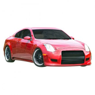 Duraflex® - Fiberglass Body Kit (Unpainted)