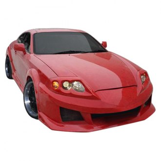 Duraflex® - Raine Style Fiberglass Wide Body Kit (Unpainted)