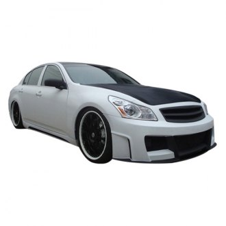 Duraflex® - Elite Style Fiberglass Body Kit (Unpainted)