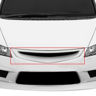 Duraflex® - 1-Pc Type-R Conversion Style Main Grille
