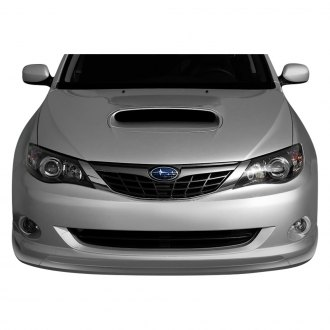 Duraflex® - C-Speed Style Fiberglass Front Lip Under Spoiler Air Dam (Unpainted)
