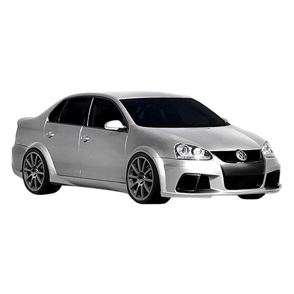 Body Kit R S Performance Édition Limitée: Volkswagen Jetta S / SE / SEL / TDI