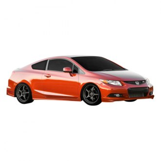 2012 honda civic si body kits ground effects. Black Bedroom Furniture Sets. Home Design Ideas