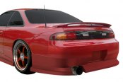 Image may not reflect your exact vehicle! Duraflex® - WX-9 Style Fiberglass Body Kit (Unpainted)