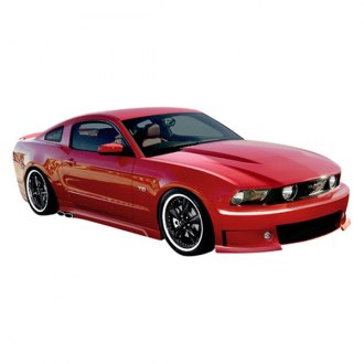 2012 ford mustang body kits ground effects. Black Bedroom Furniture Sets. Home Design Ideas